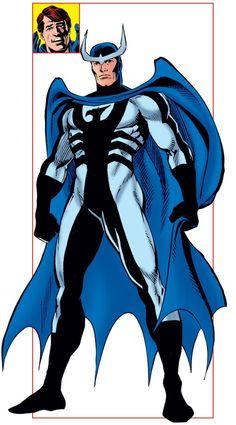 Nighthawk. Marvel Comics. Hq Marvel, Marvel Comic Universe, Marvel Comics Art, Marvel Heroes, Marvel Cinematic Universe, Comic Book Superheroes, Comic Book Characters, Marvel Characters, Comic Books