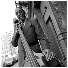 "billdouthart: "" Ron Carter was a member of Miles Davis's second quintet, one of the great groups of the history of Jazz. But this was just the jumping off point for him. Ron has been part of a number. Jazz Artists, Jazz Musicians, Top Artists, Music Artists, Music Icon, My Music, Ron Carter, Wayne Shorter, Stan Getz"