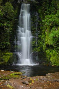 McClean Falls The Catlins New Zealand