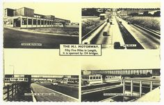 Postcard of the M1