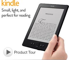 Amazon Kindle - Best-Selling Ereader - Some public library systems loan Kindle eBooks.  You don't have to wory about returning them. When the loan expires so does your access to the book.