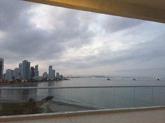 Amaneciendo en Cartagena
