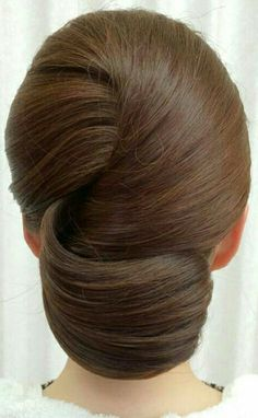 Classic hair style