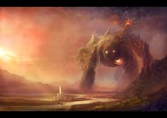 The Good Colossus by MartaNael.deviantart.com on @deviantART