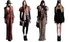 Skaist-Taylor Debut Fall Collection
