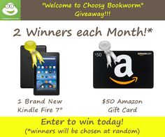 ENTER HERE:  http://choosybookworm.net/giveaways/monthly-giveaway/?lucky=85275