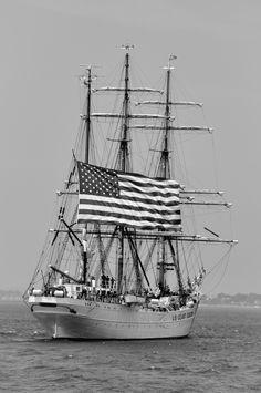 The Eagle Tall Ship