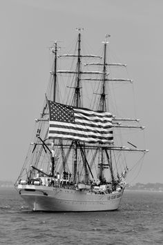 The Eagle Tall Ship