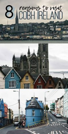 Why you should visit Cobh Ireland #traveldestinations Travel Tips | Travel Destinations | Europe Travel | Ireland Travel | Ireland things to do in | Ireland Road Trips | Cobh things to do