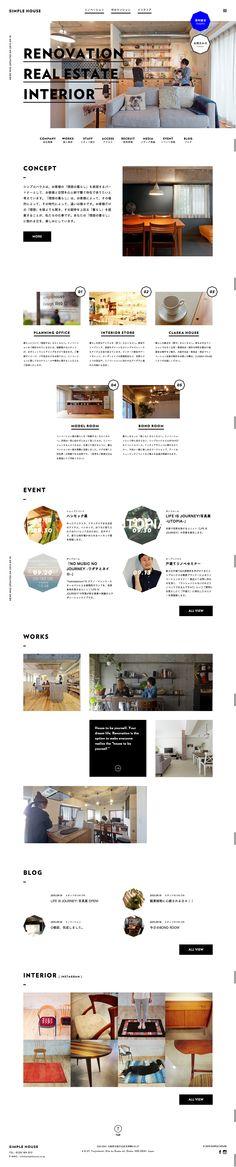 http://www.simplehouse.co.jp/