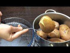 شوفو واش خرج بهاد البطاطا وصفة عجيبة غريبة وبنتها فوق الخيال ضاع عمرك ادا مشفتيهاش - YouTube Mediterranean Recipes, Ramadan, Pizza, Potatoes, Vegetables, Youtube, Recipes, Baked Potato, Stuffed Zucchini