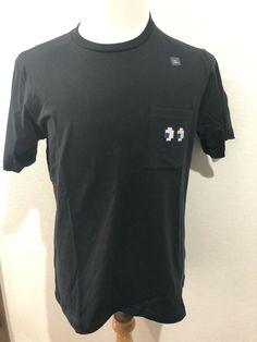 81933859f NEW NAMCO MUSEUM PAC-MAN Uniqlo Men's Men's GRAPHIC T-SHIRT Black JAPAN F/S  #fashion #clothing #shoes #accessories #mensclothing #shirts (ebay link)