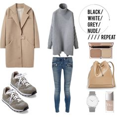 """casual"" by fashionlandscape on Polyvore"