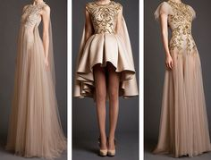 fashion summer spring couture fashion details fashion collage fashionedit krikor jabotian mine*f fpiaom these are so pretty omg