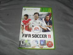 FIFA Soccer 11  (Xbox 360, 2010)