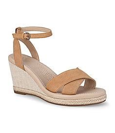UGG Australia Nyssa Wedge Sandals