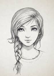 Image result for amazing face but easy pencil drawings