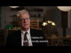 Ken Robinson- The Art of Teaching