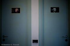 """Image info: """"Room 142"""" Milano, Italy, Dec. 2013 © Massimo S. Volonté"""