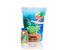 'MAUI BRAND' cane sugars from Hawaii. Explore sugars, syrups and tabletop sweeteners at the WhatSugar blog. www.whatsugar.com #CaneSugarBrand