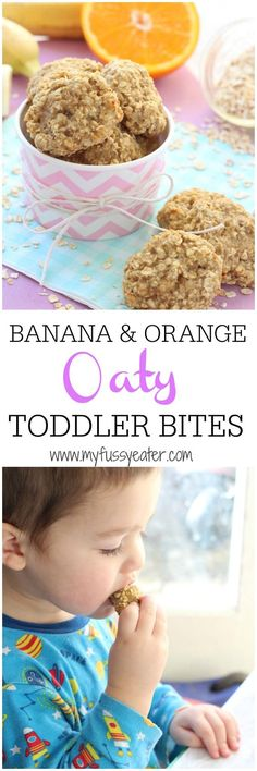 One of the best recipes for toddler bites.