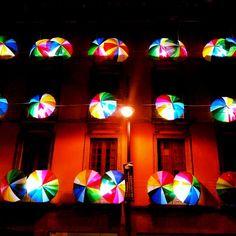Festival de luz Filux. Méjico 2013