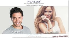 #Provillus #Men_s_Health  #Women_s_Health_and_Beauty  #English_Offers  Provillus  Provillus Hair Loss Treatment. Discover why more people are turning to PROVILLUS to PREVENT HAIR LOSS and REGROW HAIR with the only FDA APPROVED ingredient on the market. Rated NO.1 Hair Loss Treatment on the Market!