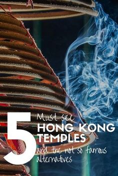 Expat Getaways guide to Hong Kong Temples. All the must see stops with some off the beaten path alternatives hidden in plain sight.