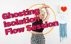 Adding Isolations to Your Hoop Dance Flow - Ghosting Isolation Video Tutorial http://hooplovers.tv/adding-isolations-to-your-hoop-dance-flow/