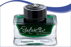 Pelikan EDELSTEIN atrament AVENTURINE NOWOŚĆ - Ekskluzywne pióra wieczne - Waterman, Pelikan, Mont Blanc, Delta, Sailor