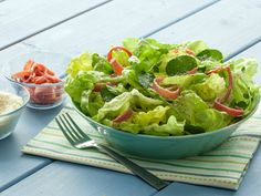 Prosciutto and Parmesan Watercress Salad from @Albertsons