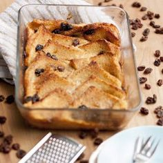 bread and butter pudding more bread buns sweet association recipes ...