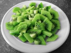 #DidYouKnow: Eating #kiwi, will help in making your #skin less susceptible to #wrinkles.
