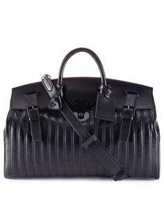 Quilted Nappa Cooper 50 Duffel - Ralph Lauren Travel Bags - RalphLauren.com
