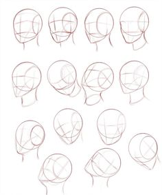 Heads Tutorial Link by Ecchi-Senshi on DeviantArt