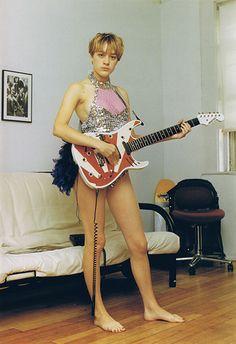 >>> Chloe Sevigny in sequins