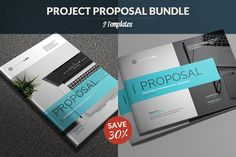 Check Out Indesign Proposal Template By Izzatunnisa On Creative