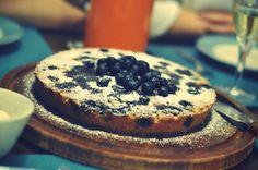 recipe: marzipan fruit cake | Emily Salomon