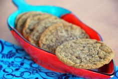Forget castor oil...these COOKIES are said to jump start your labor!  And they taste delicious!