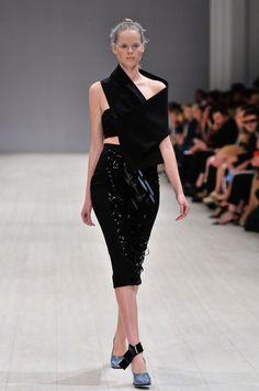 LAKE fashion-show SS'15 Ss 15, Peplum Dress, Fashion Show, Runway, Studio, Dresses, Cat Walk, Vestidos, Walkway
