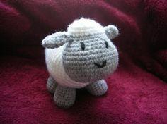 Sheep Free Ravelry crochet pattern by AlexanderWolf