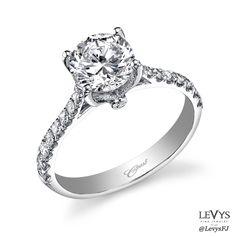 LC5222  #coastdiamond #engagement #engagementring #wedding #weddingring #bridal