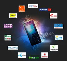 Only one mobile - one balance- recharge all mobile & dth network.  online recharge available.   Logon to www.paywise.co.in and get your recharge done