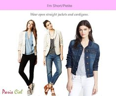 Style Tips For Short or Petite Women