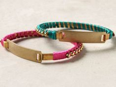 phone number id bracelets for kids make your own - Google Search