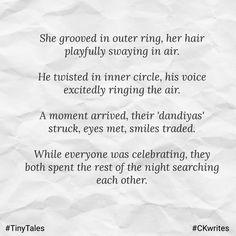 #TinyTales #navratri #CKwrites