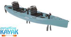 2018 Hobie Oasis Tandem Kayak Everything Kayak Gulfport, MS