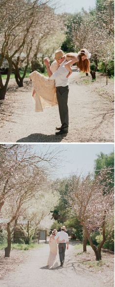 I want a spring wedding too :)