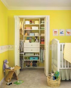 Baby Closet Designs Plans
