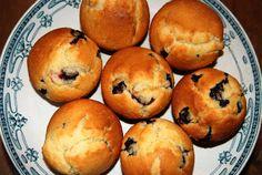In de keuken: Blauwe bessen muffins
